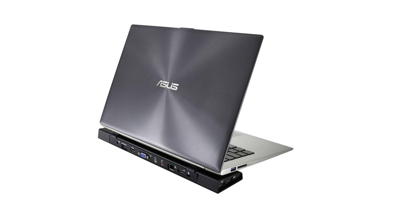 Asus dockningsstation HZ-2 ansluter skärmar och nätverk via USB 3.0 c22deb84400cf