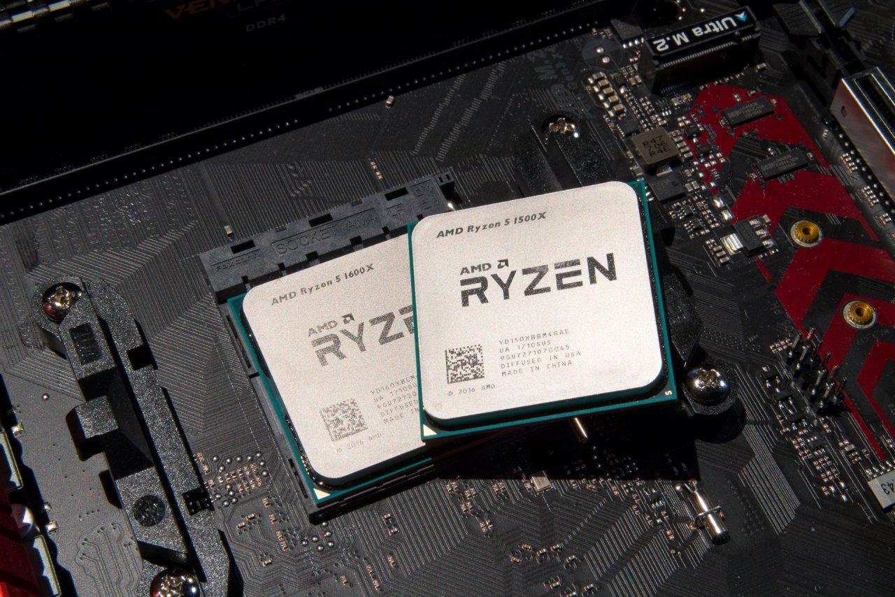 Amd Ryzen 5 1600x Och 1500x Test R5