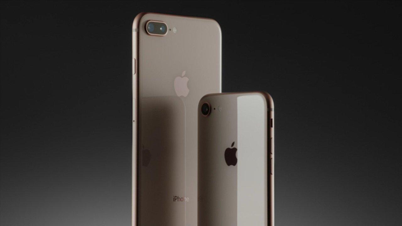 apple uppges minska produktionen av iphone 8 och iphone 8 plus. Black Bedroom Furniture Sets. Home Design Ideas