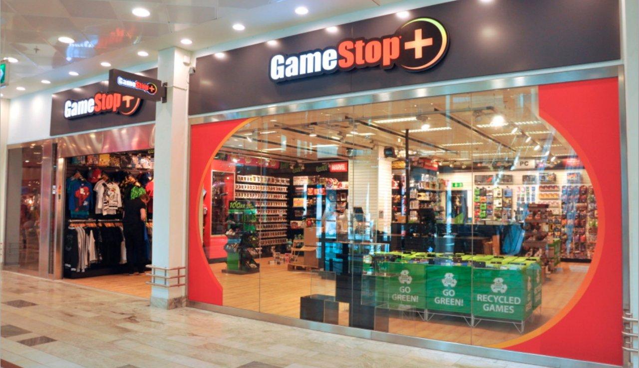 Gamestop Skellefteå