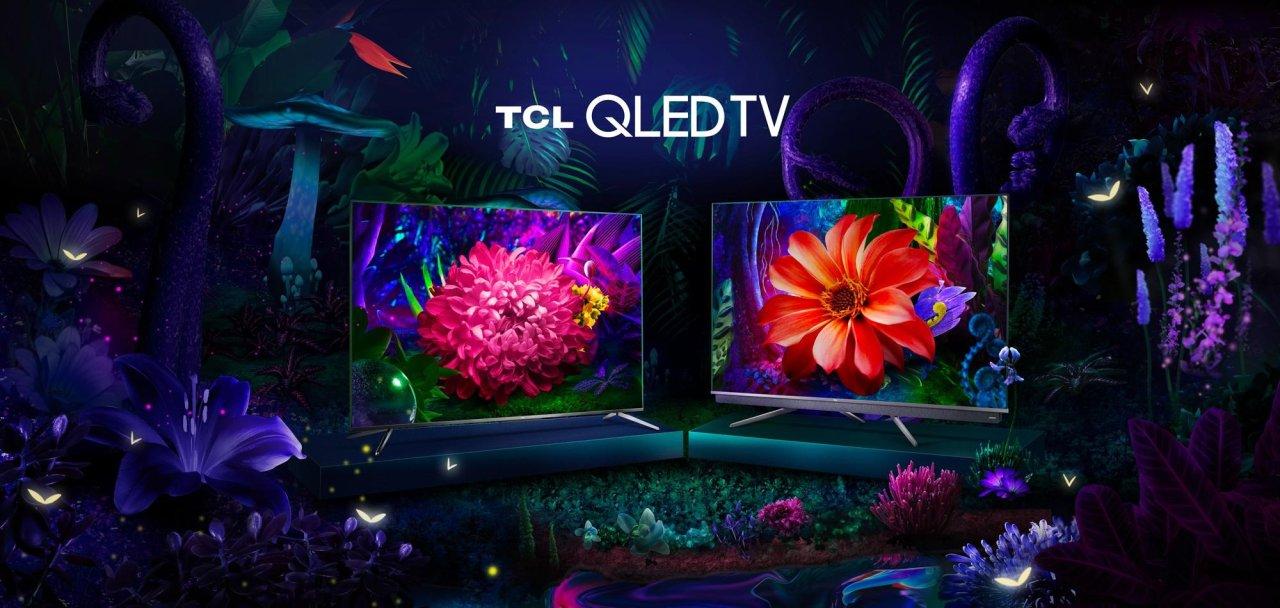 TCL utökar QLED-utbudet för år 2020
