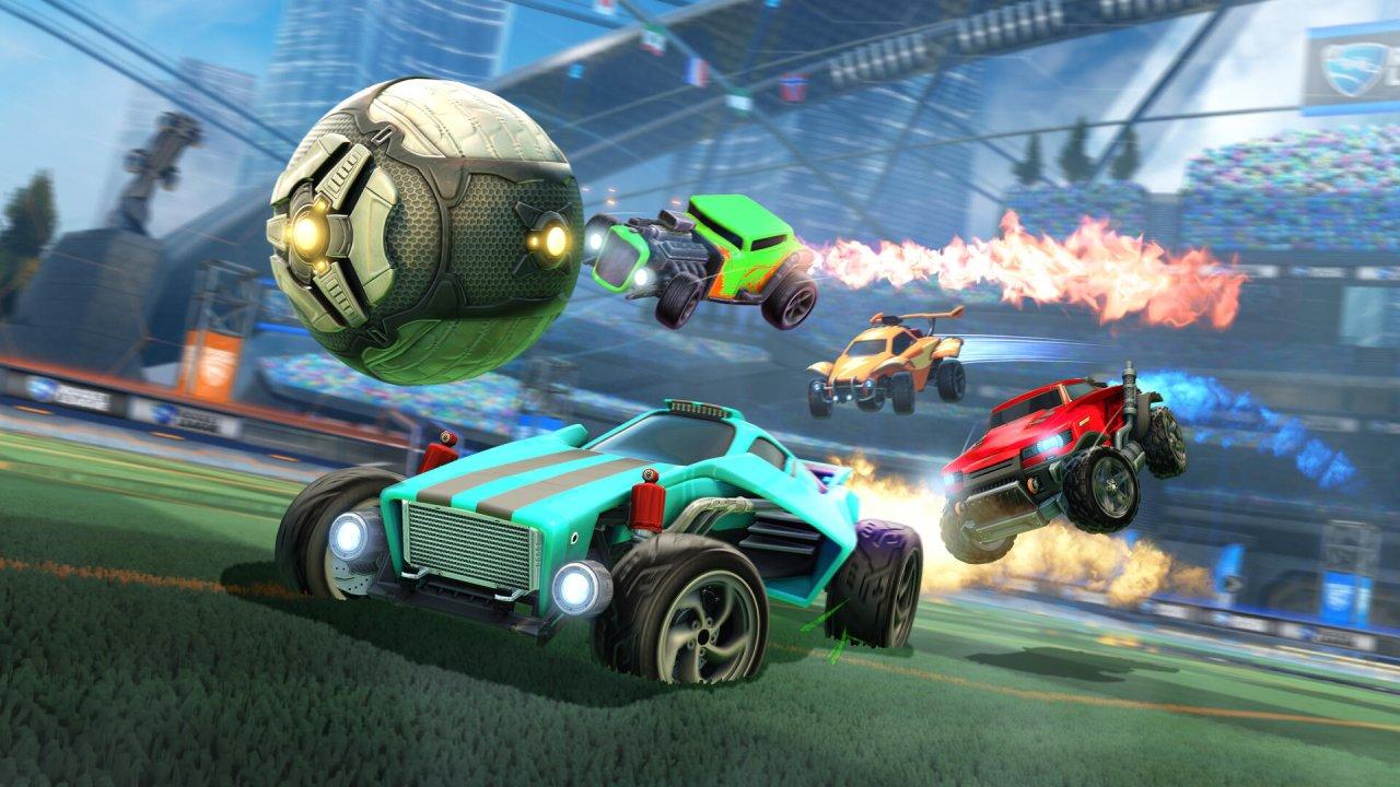 Rocket League blir gratis och Epic Games Store-exklusivt
