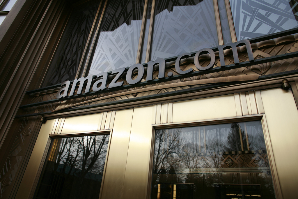 Amazon Kommer Till Sverige I Host