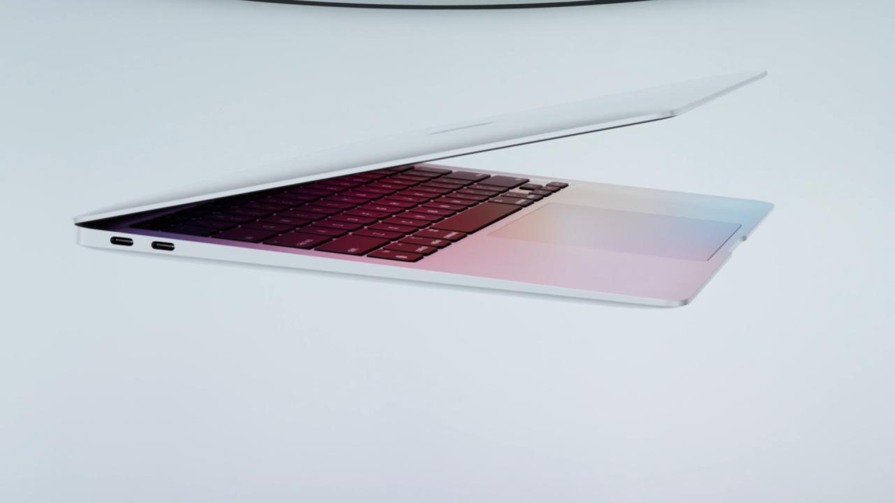 Apples ARM-datorer stöder inte Thunderbolt 4