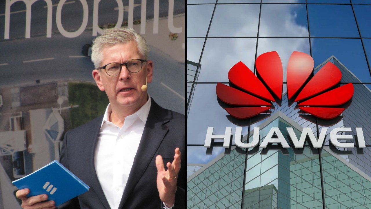 Huawei får oväntat stöd – från Ericsson