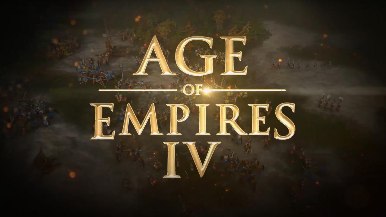 Age of Empires IV gameplay-visas – släpps i höst