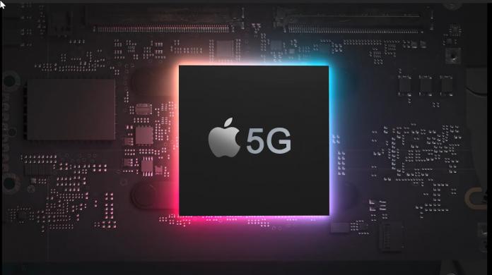 Apples eget 5G-modem kan debutera i Iphone under 2023