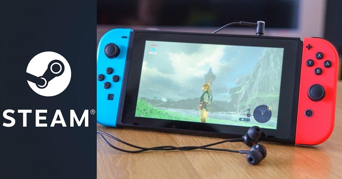 Valve gör Switch-liknande spelkonsol