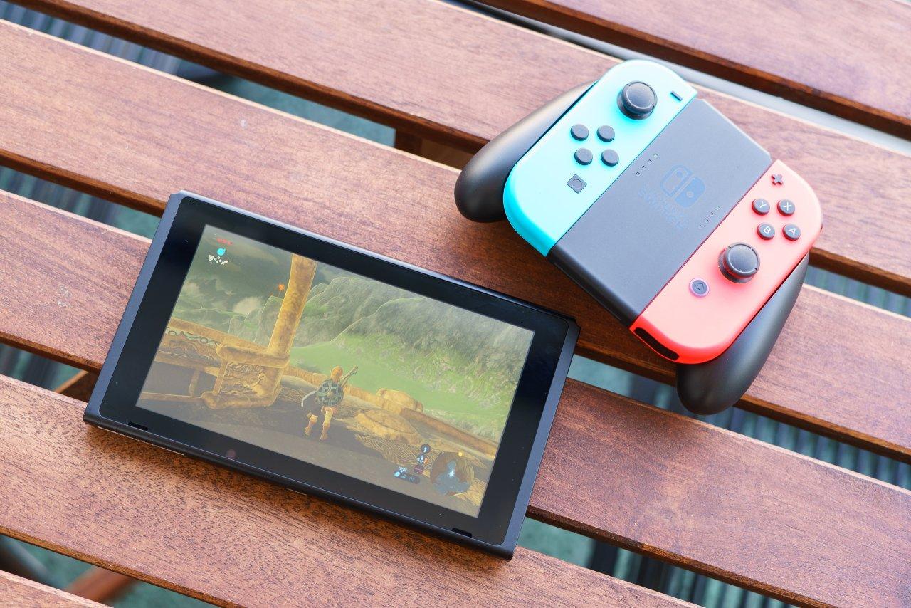 Nintendo kan avtäcka Switch Pro på E3 2021