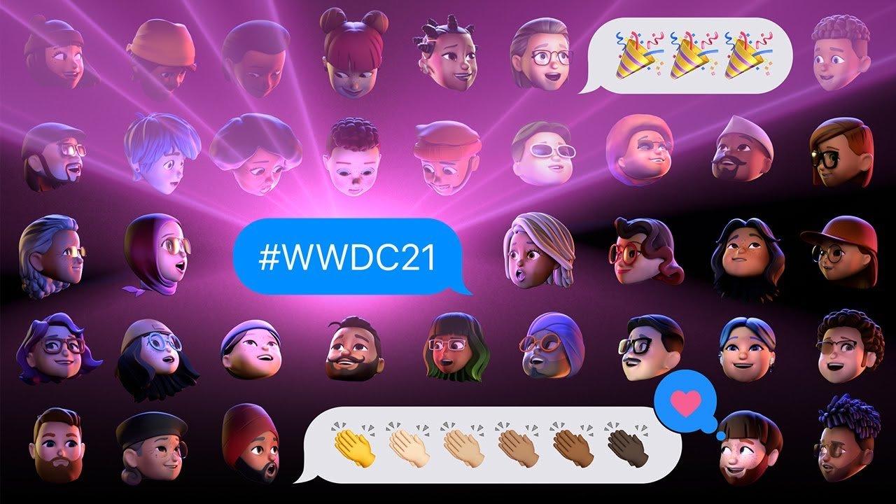 Apples utvecklarkonferensen WWDC 2021