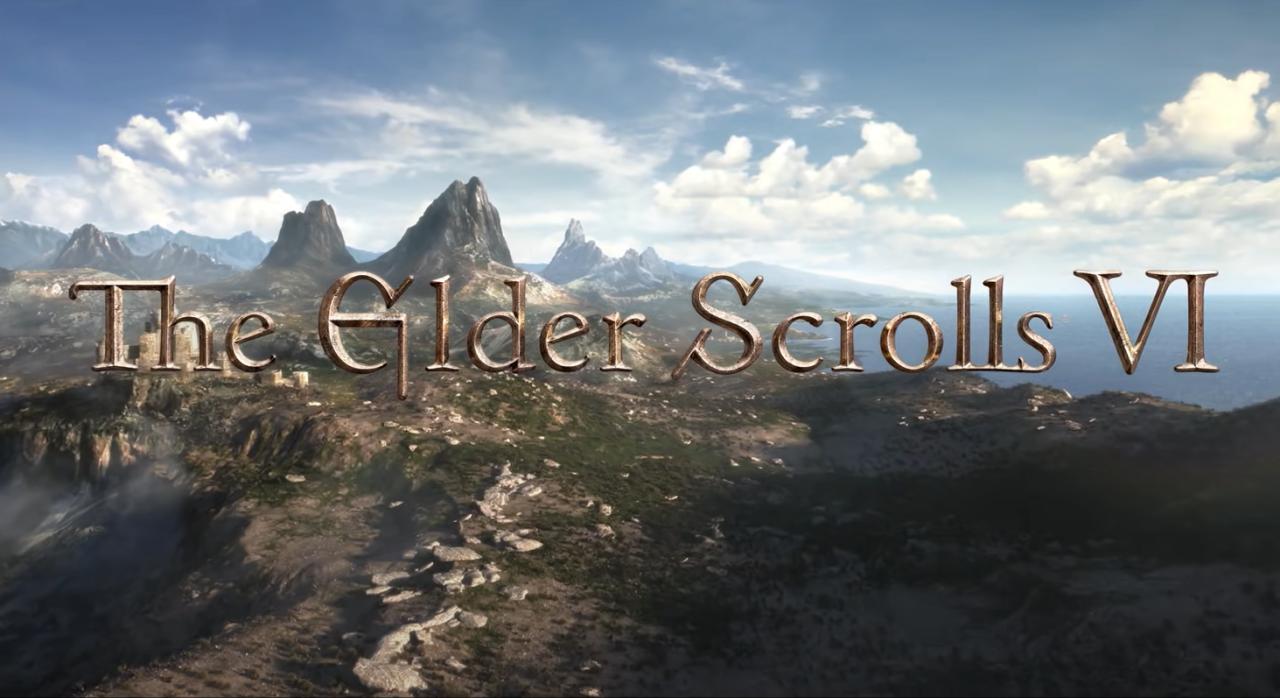 "Bethesda: ""The Elder Scrolls VI fortfarande i designfasen"""