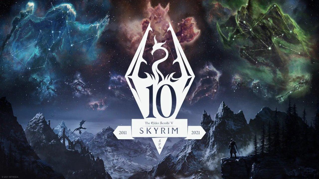 The Elder Scroll V: Skyrim släpps i ny utgåva... igen
