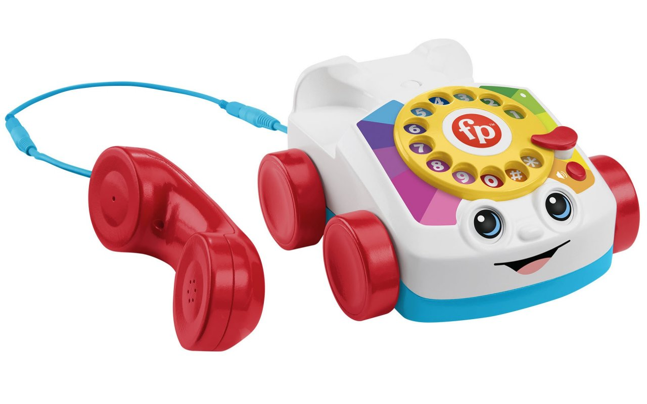 Fisher-Price gör fungerande Chatter Telephone