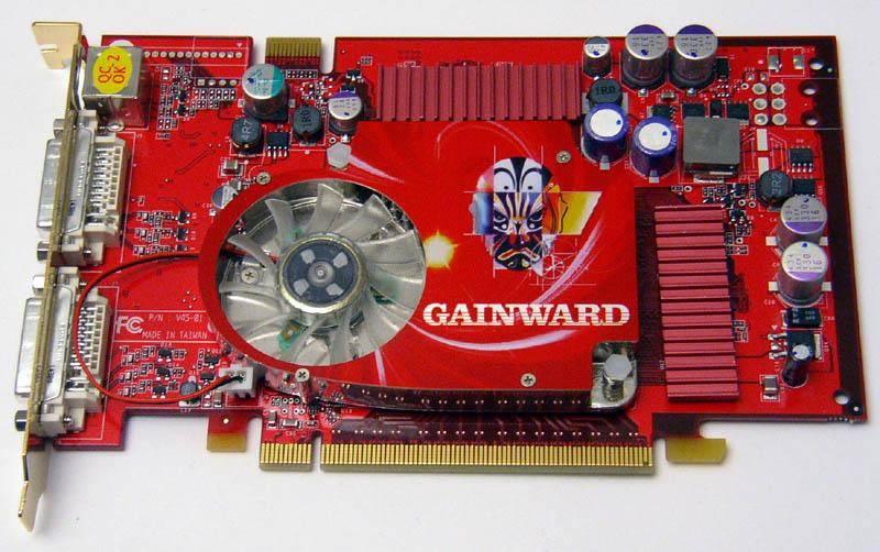 GAINWARD 6600GT DRIVER DOWNLOAD